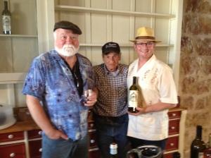 Don Pullum, Ronnie Money, and Carl Money